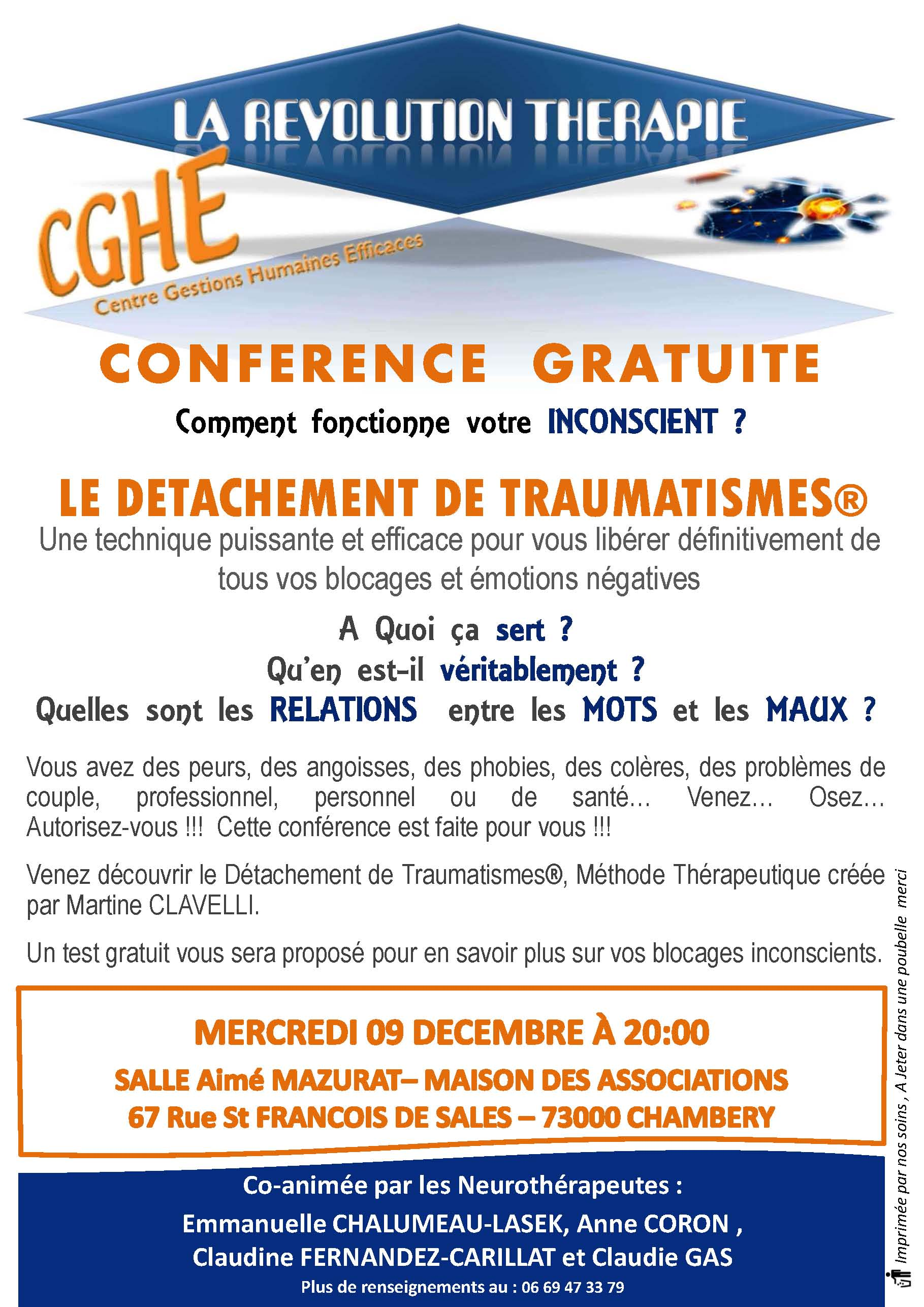 Affiche Conférence Chambery (2)